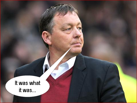 Billy Davies sacked... again!