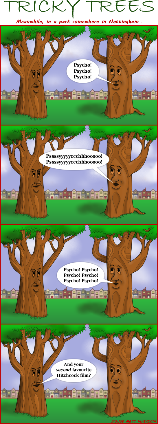 Tricky Trees